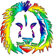 lionCDoriginal rainbow